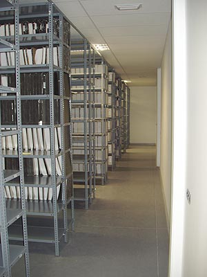 Mudanzas Hércules - bodega para  almacén de archivos