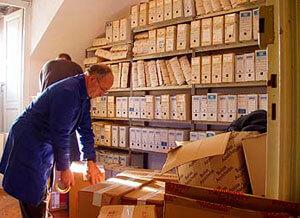 Mudanzas Hércules – Le ofrecemos nuestro servicio de gestión de archivos