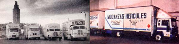 Mudanzas Hércules - Transportes locales, nacionales e internacionales
